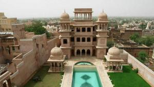 Luxury Golden Triangle Tour Package