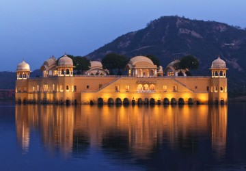 Agra Jaipur Udaipur 5 Days Tour