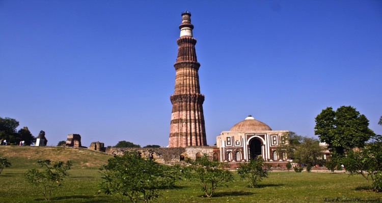 5 days golden triangle tour by car