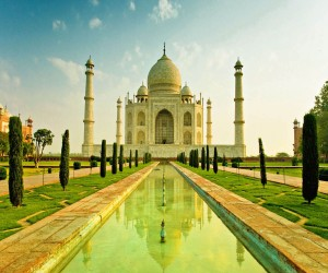 Taj Mahal Luxury Package