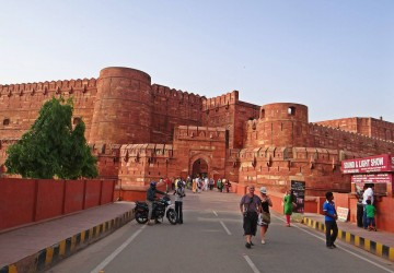 Golden Triangle Tour From Agra