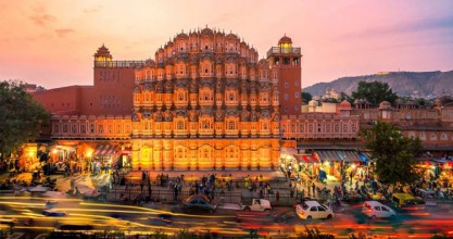 Jaipur Overnight Tour