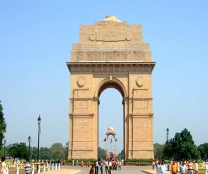 Delhi & Agra Marriott Hotel