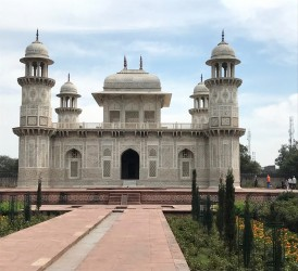 Tomb of Itimad ud Daulah